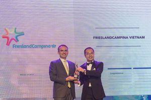FrieslandCampina Việt Nam được vinh danh là một trong những nơi làm việc tốt nhất châu Á