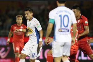 NÓNG: HAGL mất Văn Thanh ở trận đại chiến với Hà Nội FC