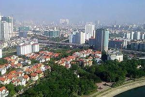 Hà Nội chuyển đổi mục đích sử dụng 180 ha đất giai đoạn 2003 – 2016