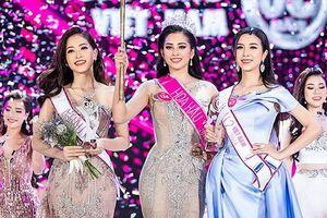 Ngắm sắc đẹp Tân hoa hậu Việt Nam 2018 và cùng nhìn lại các nàng hoa hậu, á hậu công khai đồng tính đáng ngưỡng mộ
