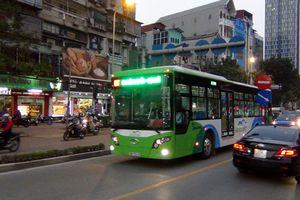 Hà Nội dự kiến dùng vé xe buýt điện tử đầu tiên vào tháng 10