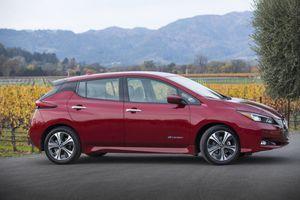 Ô tô điện bán chạy nhất thế giới Nissan Leaf có thêm phiên bản mới