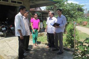 Dân vận khéo ở huyện nghèo Thường Xuân