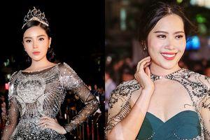 Dàn Hoa hậu xinh đẹp rạng rỡ, Nam Em tăng cân không kiểm soát