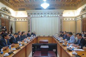 Doanh nghiệp Hàn Quốc mong muốn thúc đẩy đầu tư tại TP.HCM