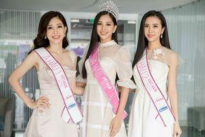 Giáo viên chủ nhiệm của Hoa hậu Việt Nam 2018: Tiểu Vy sống tình cảm, dễ xúc động mạnh