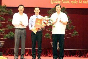 Nhân sự mới tỉnh Quảng Ninh