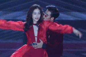 Á hậu Phương Nga nhảy trên nền ca khúc 'Talk To Me' của Chi Pu