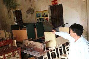 Xã An Phú, huyện Mỹ Đức: Gian nan đạt chuẩn giáo dục