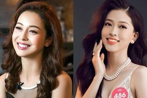 Cng ng mng phát hin cp ch em song sinh showbiz mi: Á hu Phng Nga và Jennifer Phm
