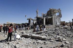 Saudi Arabia dùng bom chuyên diệt bộ binh làm chết dân thường