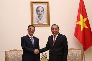 Việt Nam, Trung Quốc tiếp tục chia sẻ, hợp tác trong lĩnh vực tư pháp