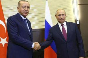 Putin, Erdogan quyết định cứu Syria, tránh đại chiến ở Idlib