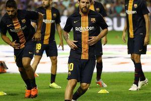 Messi và Barcelona khao khát cúp châu Âu