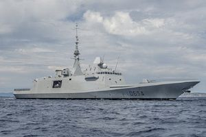 Nga phát hiện tên lửa phóng từ tàu khu trục Pháp ở ngoài khơi bờ biển Syria