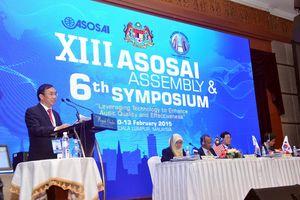 Dấu ấn của Kiểm toán Nhà nước Việt Nam qua các kỳ Đại hội ASOSAI