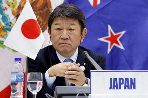Nhật Bản kêu gọi một biện pháp sớm cho căng thẳng thương mại Mỹ-Trung