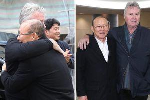 HLV Park Hang-seo: 'Gặp lại Guus Hiddink, tôi sẽ đánh bại ông ta'