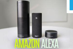 Amazon sắp tung ít nhất 8 thiết bị hỗ trợ Alexa
