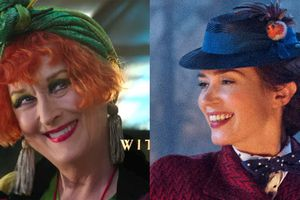 Meryl Streep lòe lot, Emily Blunt du dàng trong 'Mary Poppins Returns'
