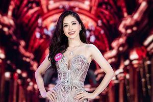 Tân á hậu Phương Nga sắp đi thi Hoa hậu Hòa bình quốc tế 2018