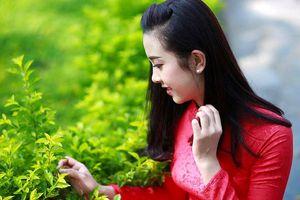 Ngắm loạt ảnh 'ngọt như mật' của Á hậu 2 Nguyễn Thị Thúy An