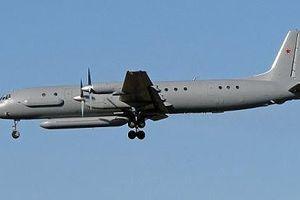 Nga xác nhận tên lửa Syria bắn rơi trinh sát cơ Il-20