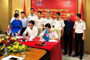 Vietsovpetro ký thỏa thuận hợp tác với Tổng Công ty Tân Cảng Sài Gòn