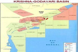 Vedanta phát hiện dầu khí ở bể Krishna Godavari ngoài khơi Ấn Độ