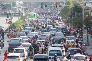 Hà Nội thu phí phương tiện vào nội đô: Nhiều ý kiến chưa đồng tình
