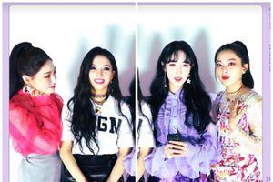 HOT: Đã có hình ảnh đầu tiên về nhóm nhạc nữ mới cực chất của SM Entertainment