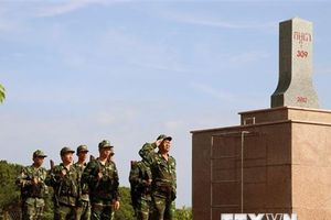 Kiên Giang: Xây dựng thế trận biên phòng toàn dân vững mạnh