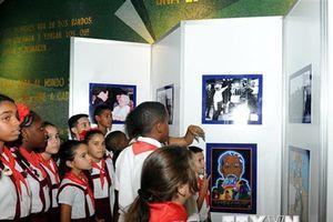 Cuba kết thúc chuỗi hoạt động kỷ niệm lãnh tụ Fidel tới Việt Nam