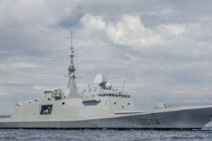 Tàu khu trục Pháp bất ngờ phóng tên lửa từ ngoài khơi Syria