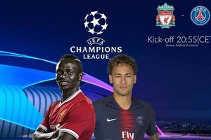 Lịch phát sóng bóng đá vòng bảng Champions League: Chờ Liverpool đọ tài với PSG