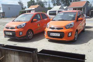Quảng Nam thu hồi giấy phép kinh doanh vận tải của taxi Hoàng Sa