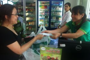 Sau thảm họa cháy chung cư Carina, Co.op Food Carina hoạt động trở lại