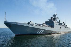 Ấn Độ sẽ mua tàu chiến Nga trị giá 2,2 tỷ USD