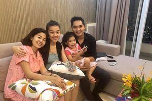 Sau khi xuất viện, Mai Phương rạng rỡ bên cạnh con gái và bạn bè