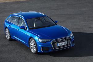 Audi chốt giá bán xe gia đình sang chảnh A6 Avant 2019
