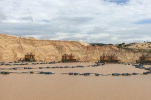 Bình Thuận: Chờ đợi công nghệ khai thác, chế biến sâu Titan