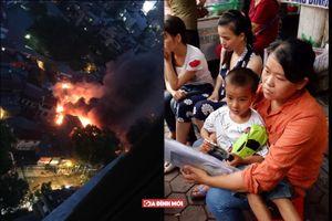 Sau vụ cháy ở Đê La Thành, người thuê trọ vẫn muốn ở lại nhà ông Hiệp 'khùng'