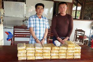 Quảng Trị: Bắt vụ vận chuyển 200.000 viên ma túy tổng hợp