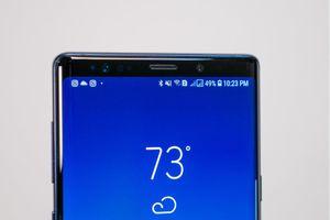 Điện thoại Samsung mới sẽ có màn hình cực lớn?