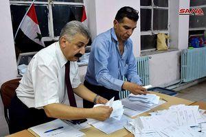 Bầu cử địa phương Syria khởi đầu cho hòa bình