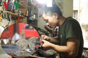 Nơi duy nhất giữ lửa nghề Đậu bạc truyền thống Định Công