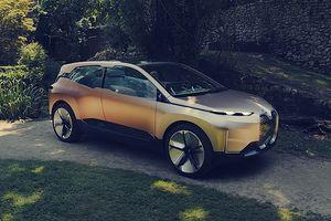 Ô tô điện của tương lai - BMW iNext Concept có gì đặc biệt?