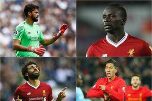 Đội hình Liverpool ở trận gặp PSG: 'Long tranh Hổ đấu'
