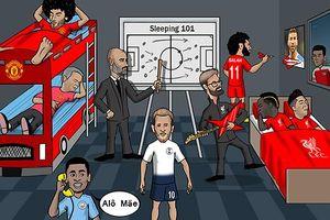 Biếm họa 24h: Cư dân mạng hào hứng chào đón Champions League trở lại