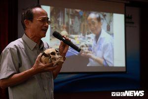 Xương người tiền sử trong hang động núi lửa được phát hiện ở Đắk Nông